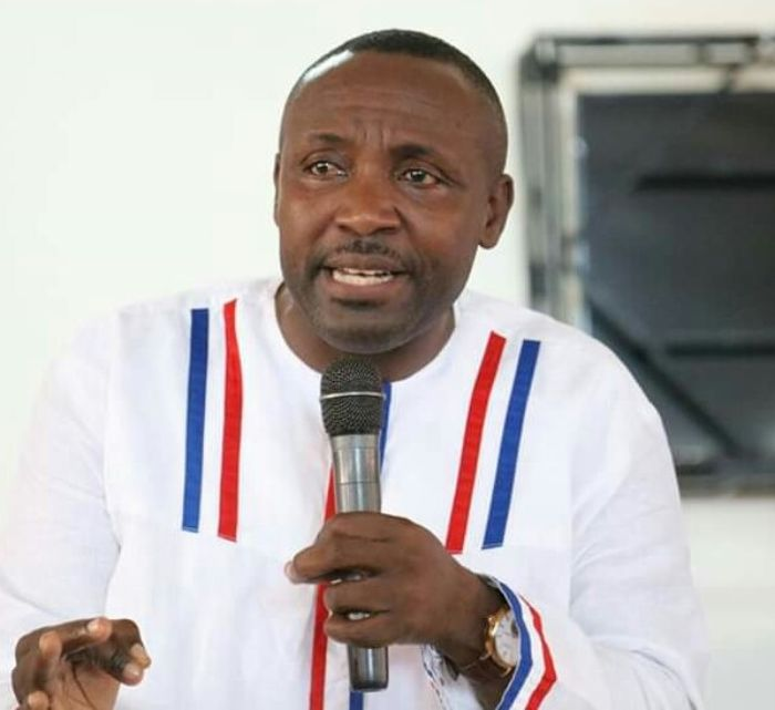Mr. John-Boadu, (General Secretary of the NPP)