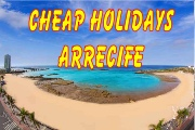 Cheap holidays Arrecife, Lanzarote