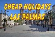 Cheap holidays Las Palmas