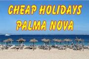 Cheap holidays Palma Nova