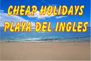 Cheap holidays Playa del Ingles