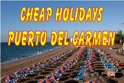 Cheap holidays puerto-del-carmen