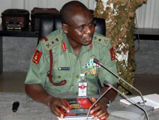 Army, Nigeria, Buratai