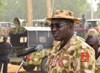 Army, Nigerian, Operation Positive Identification,