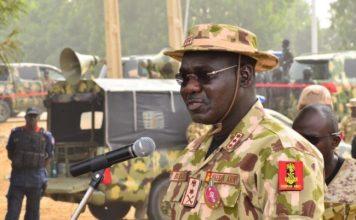 Army, Nigerian, Operation Positive Identification,