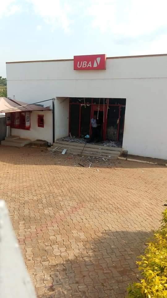Ekiti bank robbery