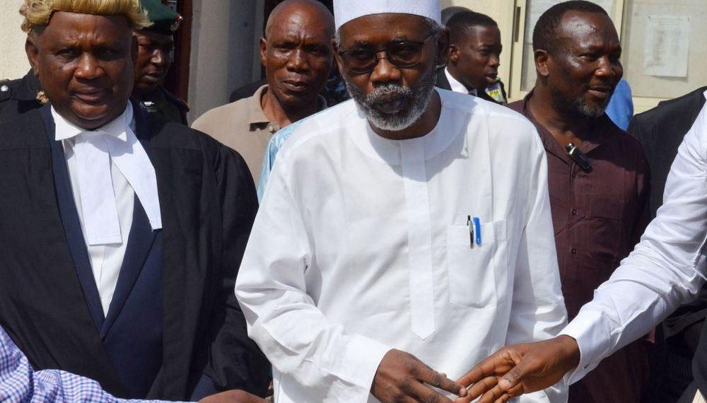 Image result for Court grants bail to former AGF Adoke, Aliyu Abubakar