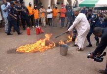 Sokoto Fire