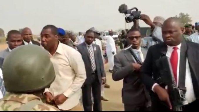Borno, Army, Police, Governor, Zulum