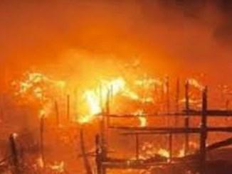 NPA fire outbreak Lagos
