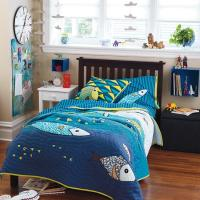 Under the Sea: Ocean Creatures Theme Boy Bedroom