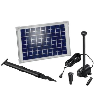 kit pompe solaire bassin watersplash 610l 10w