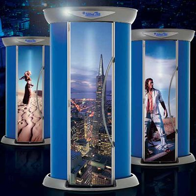 Вертикальный солярий Ultra Tan Tower Of Power