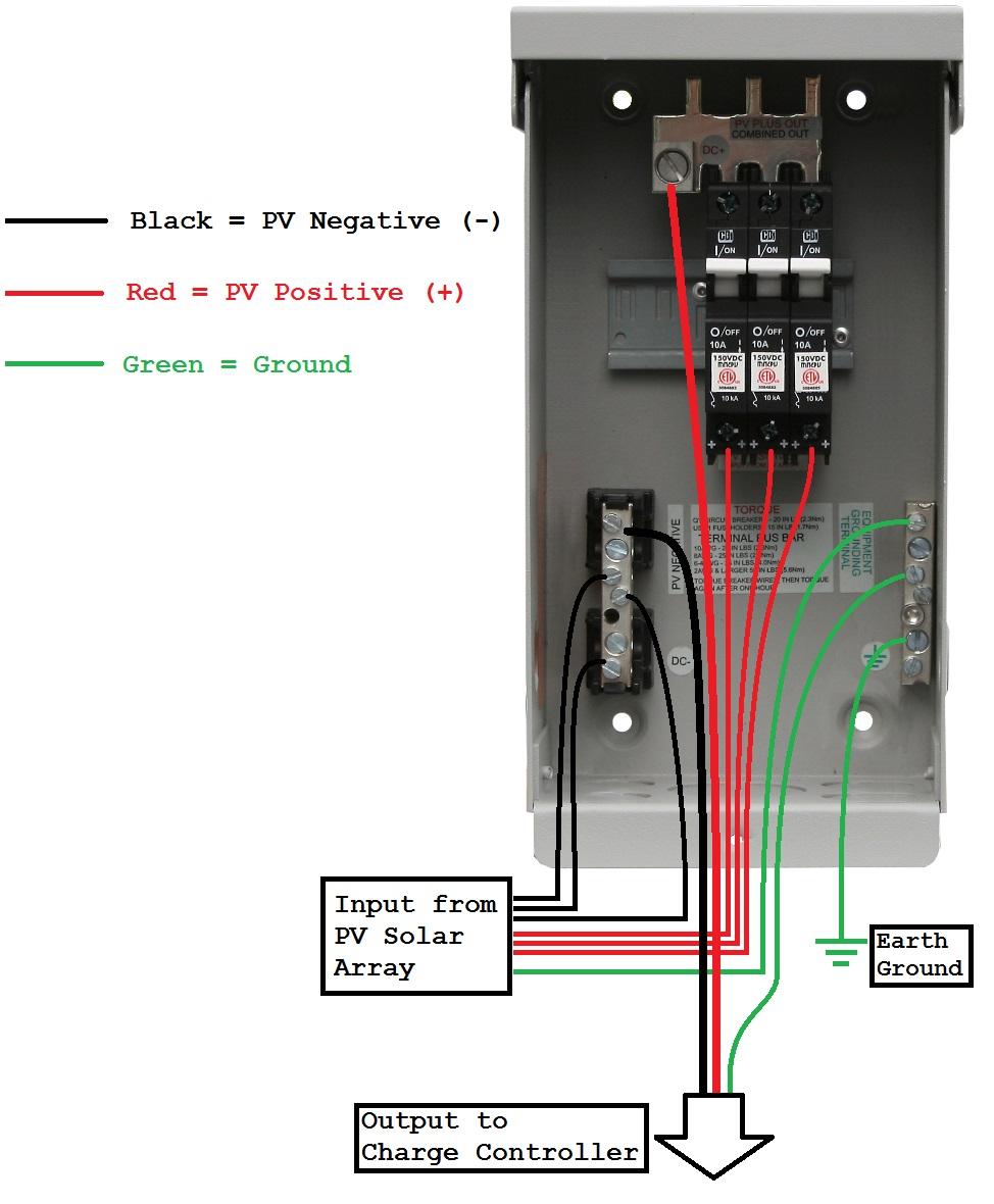 medium resolution of solar panel wiring schematic