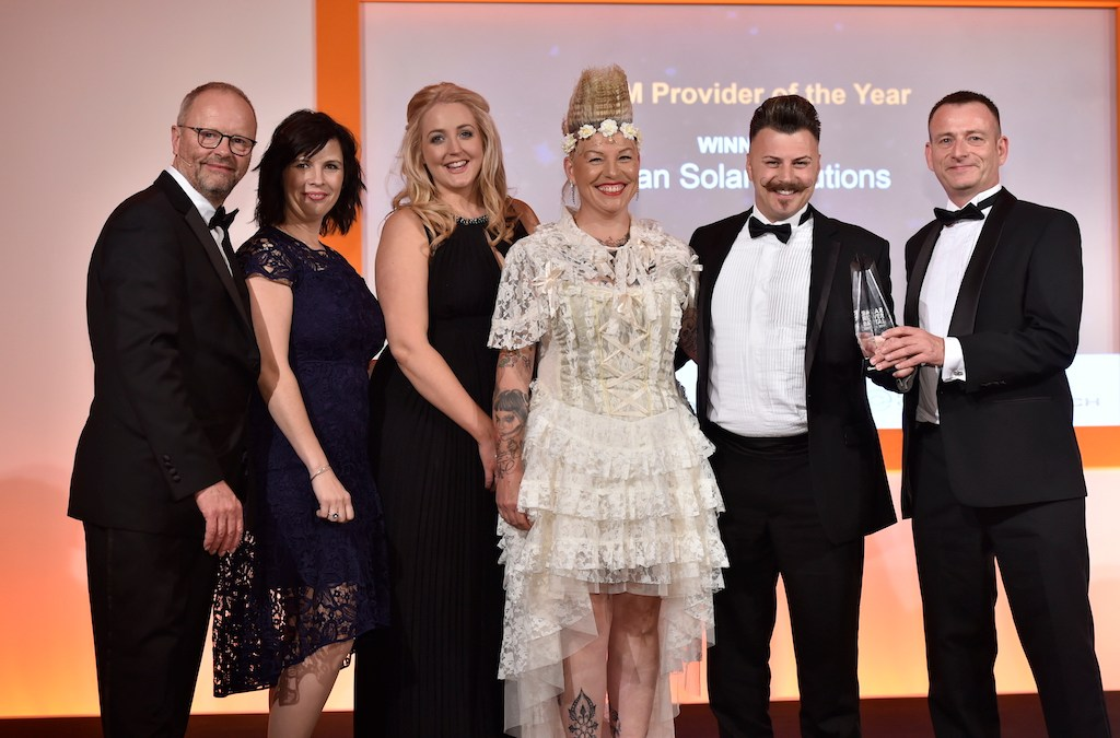 Clean Solar Solutions Crowned O&M Provider Of The Year 2017