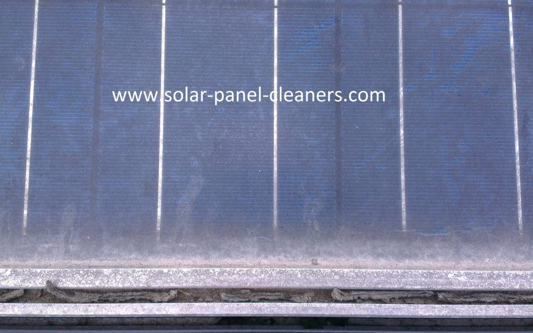 First Solar Panel Cleaning Job Completed In Bath For Solarsense UK Ltd