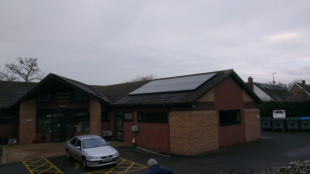 Solar Panel Cleaning – Staffordshire