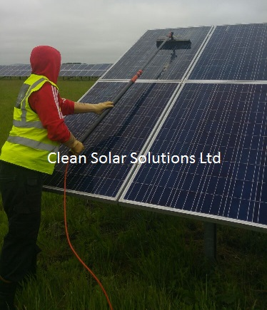 15MW West Sussex Solar Farm Cleaned For Cobalt Energy