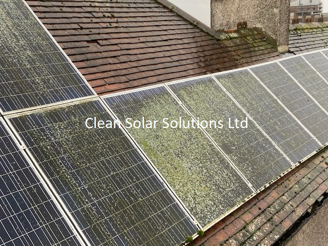 A Solar Panel Cleaning Miracle Happened In Wembley, London