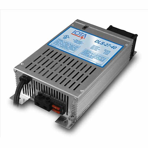IOTA DLS-27/40 - 24Volt Battery Charger / Power Converter