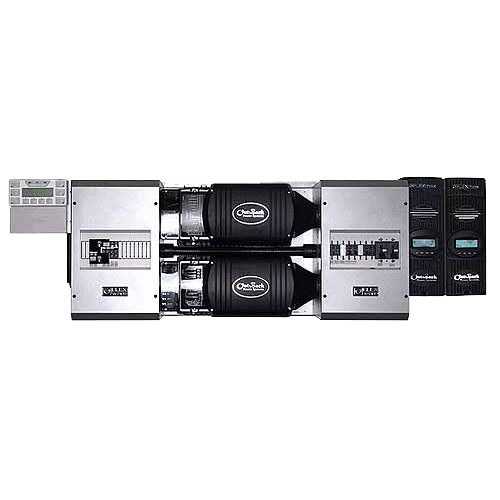 Outback Power FP2 FXR3048A 6000W 48V Pre-wired Dual Inverter Systems