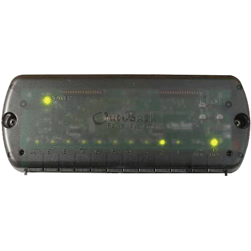 Outback Power HUB-4 4 device communications manager