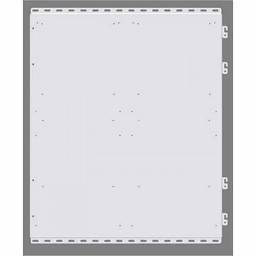 Magnum Energy BP-D Magnum Panel Dual Back Plate