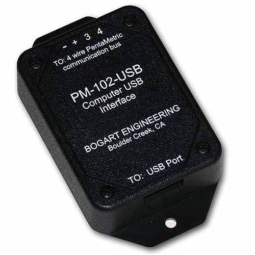 Bogart Engineering PM-102-C-USB Pentametric USB computer Interface