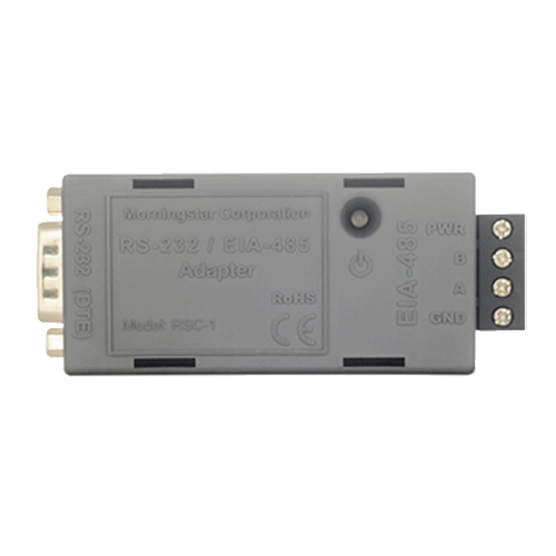 Morningstar RSC-1 Communications Adapter for EIA-485/RS-232