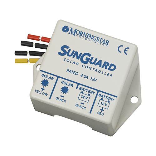 Morningstar Sunguard SG-4 4A Charge Controller