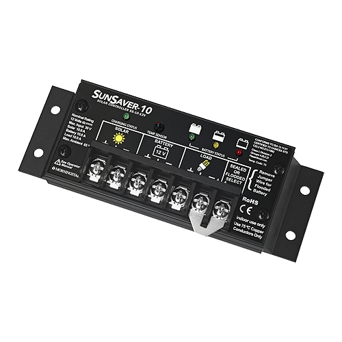 Morningstar SunSaver SS-10-12V 10A PWM Charge Controller