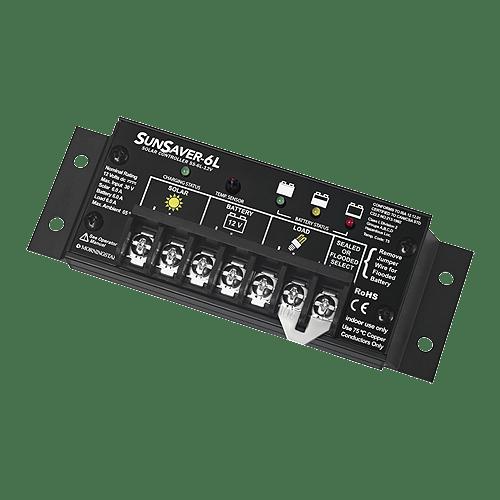 Morningstar SunSaver SS-6L-12V 6A Charge Controller