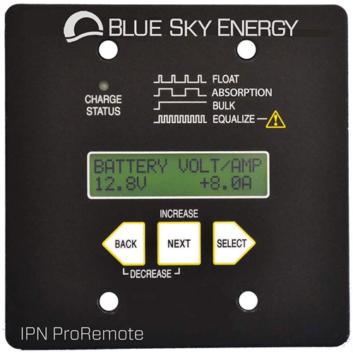 Bue Sky Energy IPN PRO REMOTE System Controller/Display