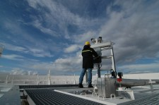 rooftop HVAC system