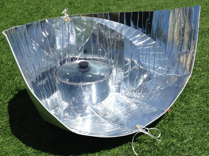 Solar Cooker  Solar Cooking  Solar Cooker At CantinaWest