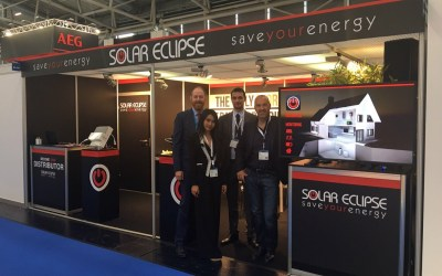Great success at Intersolar 2017 ! Check the pictures