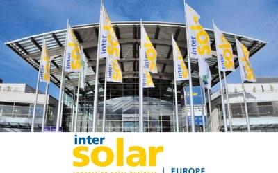 Intersolar Europe 2018: 20 – 22 June 2018 Messe München – Stand B1.614