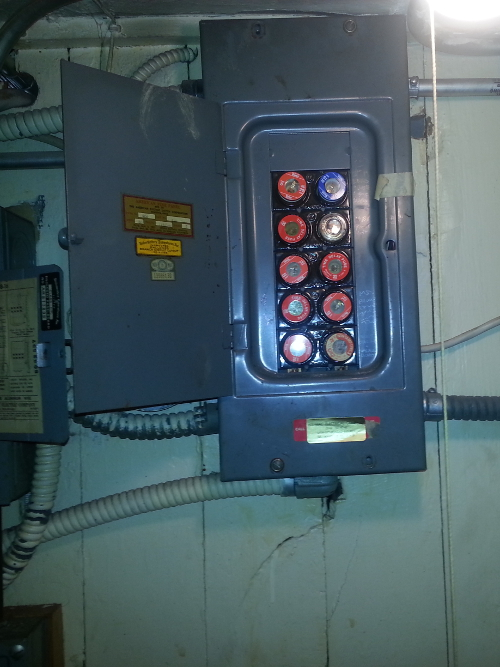 Fuse Box Mobile Electrical Wiring For Manufacturing Equipment Installation