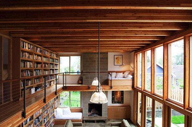 16 Harmonious Mezzanine Floors In Houses Home Building Plans