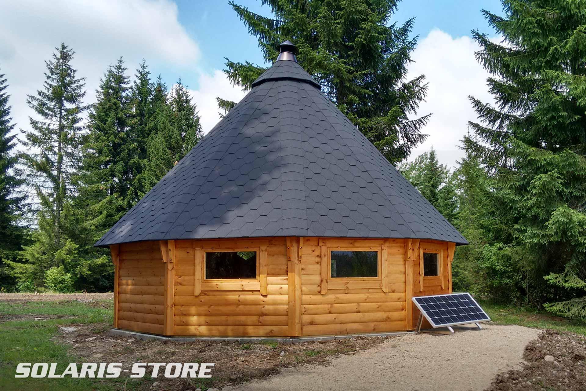 choisir un kit solaire pour site isole