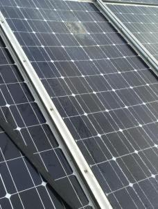 Recyclage panneaux photovoltaïques