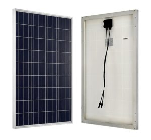 Eco-worthy 100 watt solar panel