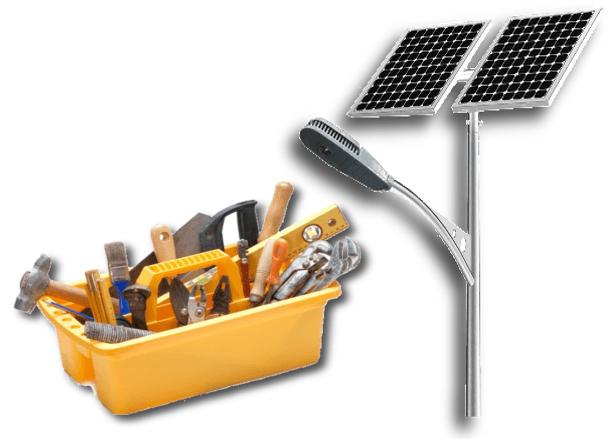 Iluminaci n solar para jardines fabricante de sistemas for Iluminacion solar para jardin