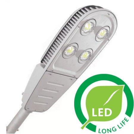 LED street lights have longer lives. - Led street lights