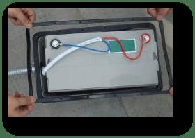 battery-position-underground Solar Garden Lights