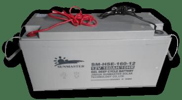 Solar Street Light battery - Advantages of Gel (VRLA) Batteries