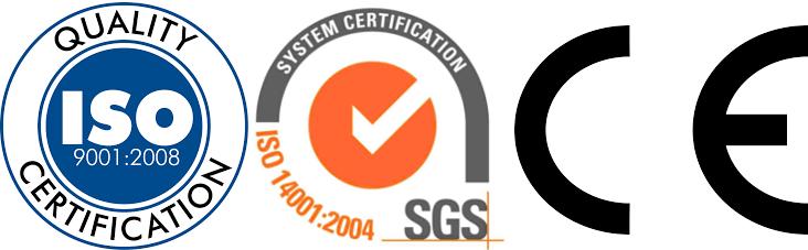 certificazioni-off-grid-system Kit de Energía Solar