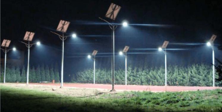 Solarlightmanufacturer6 - Solar Battery Position