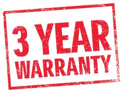 """3 year warranty - Luminarias Solares """"Todo en Uno"""""""