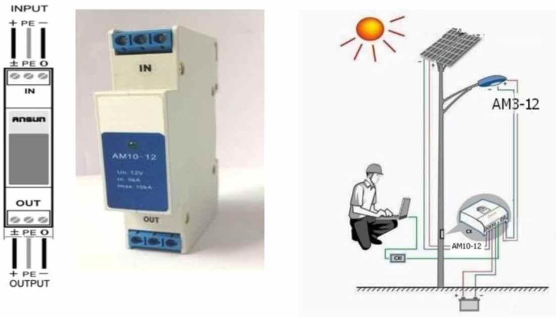 How to protect solar street lights against lightning | Solar